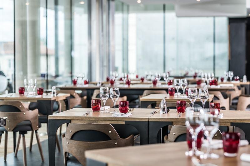Restaurant Vivres à Rochefort